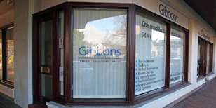 Gibbons Accountants Whitehaven Office